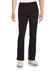 Life After Denim Sullivan Straight Leg Pants Jet Black