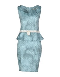 Giorgia And Johns Giorgia And Johns Dresses Short Dresses Women Sky Blue