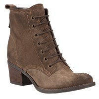 John Lewis Harper Lace Up Ankle Boots Taupe
