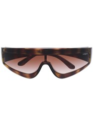 Vogue Eyewear Band Sunglasses Brown