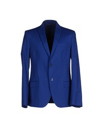 Guess By Marciano Suits And Jackets Blazers Men Blue
