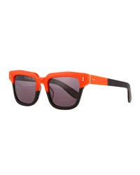 Dart Square Sunglasses Tangier Multi Opening Ceremony