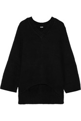 Adam By Adam Lippes Oversized Stretch Cashmere Sweater