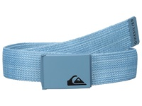 Quiksilver Loot Belt Flint Stone Heather Men's Belts Blue