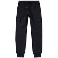 Polo Ralph Lauren Williamsburg Cuffed Military Pant Black