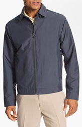 Cutter And Buck 'Weathertec Mason' Wind And Water Resistant Jacket Onyx