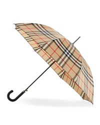 Burberry Regent Walking Umbrella Camel