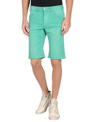 Jcolor Denim Denim Bermudas Men Green