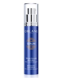 Orlane Anti Aging Sun Serum For Face Neck And Decollete 1.7 Oz.
