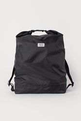Handm H M Lightweight Backpack Black