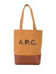 A.P.C. Axelle Panelled Tote Bag 60