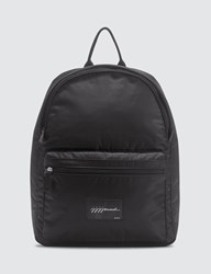 A.P.C. X Jjjjound Backpack Black