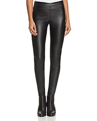 Blank Nyc Blanknyc Faux Leather Leggings Blacked Out