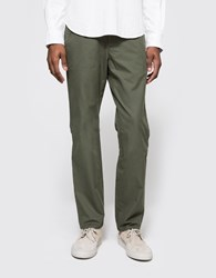 Apolis Standard Issue Utility Chino Safari Green
