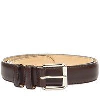 A.P.C. Classic Paris Belt Brown