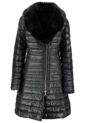 Taifun Winter Coat Schwarz Black