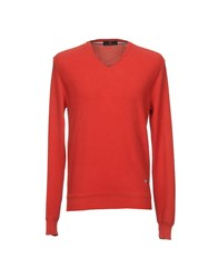 Les Copains Knitwear Jumpers Coral