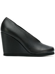 Peter Non Wedged Pumps Black