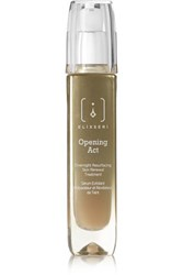 Elixseri Opening Act Overnight Resurfacing Skin Renewal Treatment Colorless