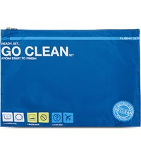 Flight 001 Go Clean Travel Set Blue