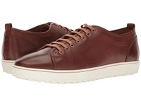 Florsheim Forward Low Lace Up Saddle Tan Smooth Men's Shoes Brown