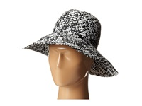 Bcbgmaxazria High Crown Floppy Hat Whte Caps White