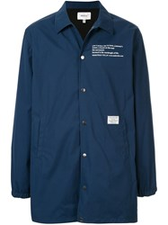 Makavelic Lightweight Jacket Blue