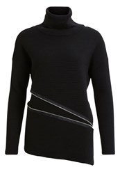 Object Objnadine Jumper Black