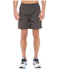 Asics Woven Short 7 Dark Grey Men's Shorts Gray