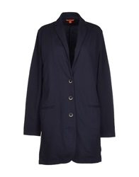 Barena Full Length Jackets Dark Blue