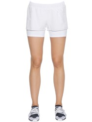 Adidas By Stella Mccartney Training High Intensity Climalite Shorts