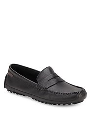 Cole Haan Coburn Slip On Leather Loafers Black
