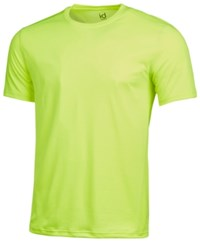Ideology Id Men's Core Mesh Back T Shirt Created For Macy's Yellow