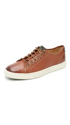 Sperry Gold Cup Ltt Leather Sneakers Tan