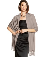 Inc International Concepts Satin Pashmina Wrap Only At Macy's