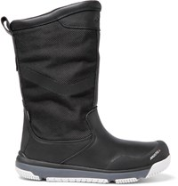 Musto Sailing Racer Waterproof Leather And Rubber Trimmed Cordura Boots Black