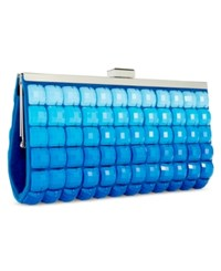 Inc International Concepts Iris Gifts For Ombre Tile Clutch Only At Macy's Blue