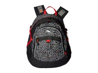 High Sierra Fat Boy Backpack Game On Black Crimson Backpack Bags