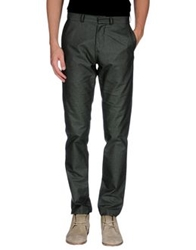 Richard Nicoll Casual Pants Dark Green
