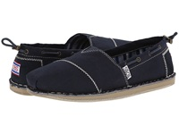 Bobs From Skechers Bob Chill Rowboat Navy Women's Flat Shoes