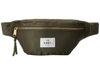 Obey Laroche Bum Bag Military Olive Bags