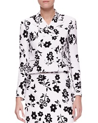 Ralph Lauren Collection Carolina Mod Floral Print Jacket