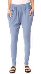 Free People Everyone Loves This Jogger Pants Blue