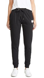 Chrldr Palms Sweatpants Black