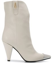 Aniye By Heeled Sienna Ankle Boots Neutrals