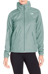 The North Face Women's 'Resolve Plus' Waterproof Jacket Trellis Green