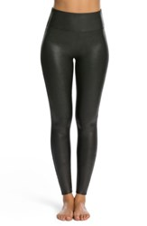 Spanxr Women's Spanx Faux Leather Leggings Black
