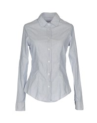 Roy Rogers Roger's Shirts Pastel Blue