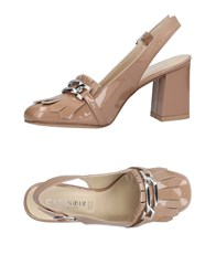 Cafe'noir Cafenoir Pumps Beige