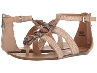 Report Lanston Natural Synthetic Women's Sandals Neutral